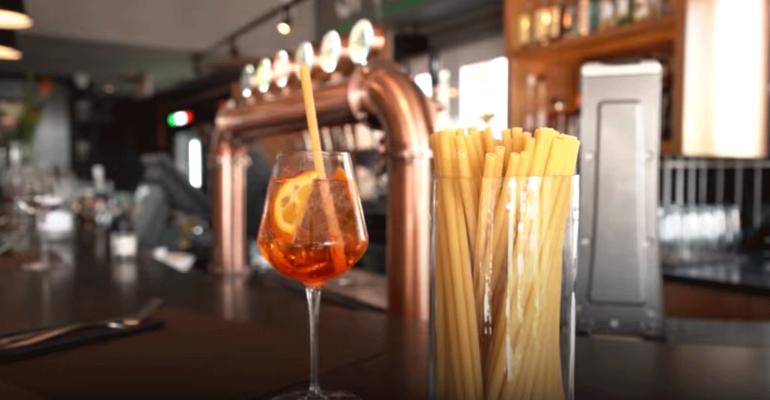 pasta straws