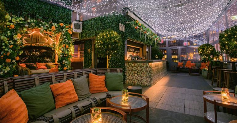 Midwinter Night's Dream at PHD Terrace at Dream Midtown