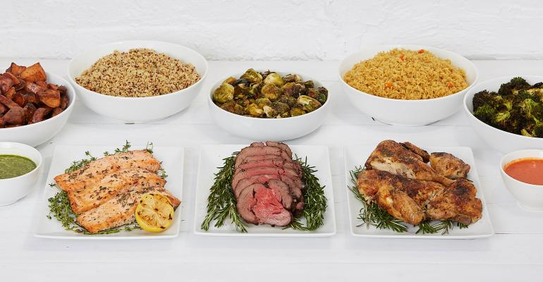 Catering moves from reluctant amenity to profitable opportunity