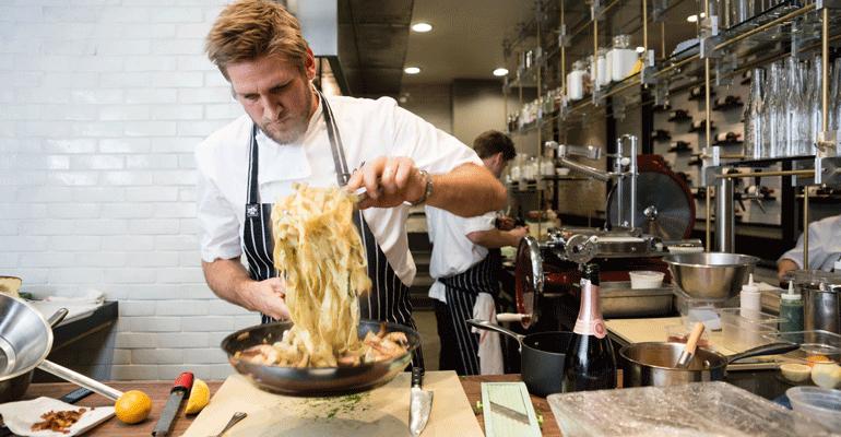 Tech Tracker: Chefs launch anti-Restaurant Week menus