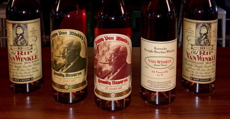 Pappy Van Winkle for $5?