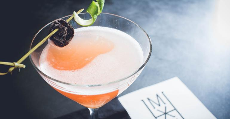 2018 Best Cocktails in America: The Salted Plum