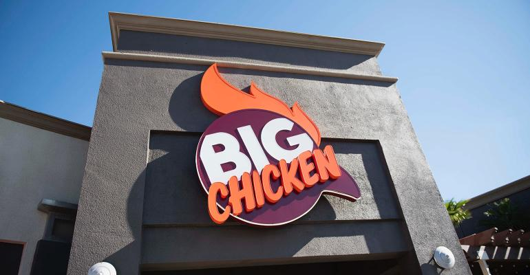 Shaquille O'Neal taps chocolate brand founders for Big Chicken