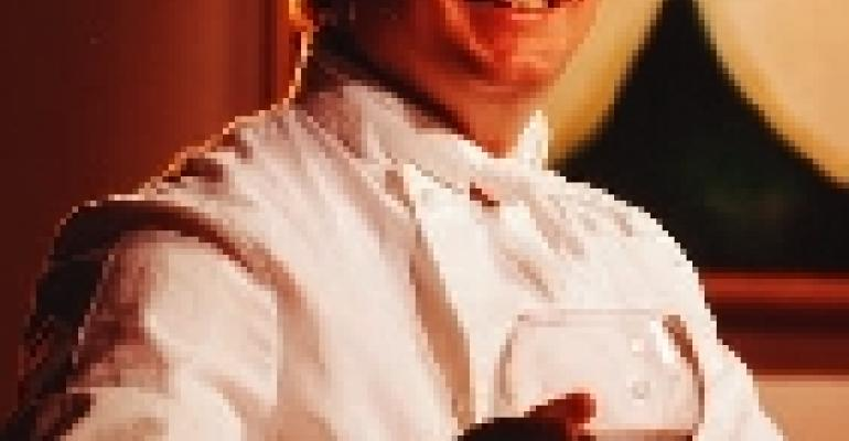 Donald Barickman, Executive Chef/V.P. of Hospitality Management Group, Charleston, S.C.