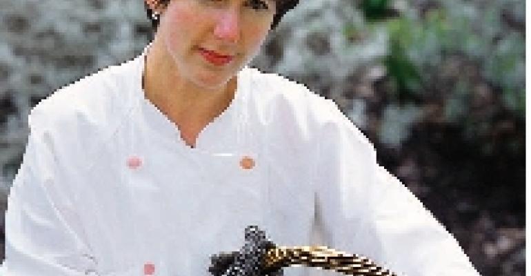 Laura Dewell, Chef/Co-Owner, Pirosmani, Seattle, WA