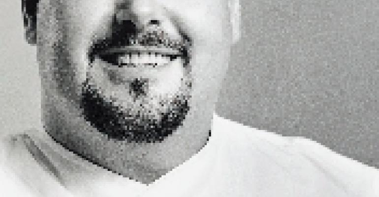 Vincent Scotto, Chef, Fresco, NYC