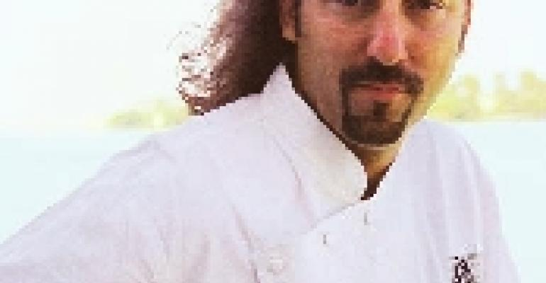 Johnny Vinczencz, Executive Chef, Astor Place Bar & Grill, Miami Beach, FL