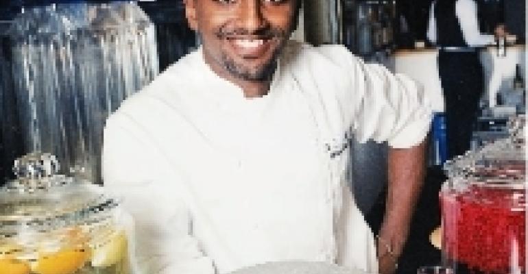 Marcus Samuelsson, Executive Chef, Aquavit, NYC