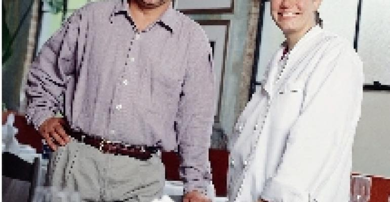 Bryan Wilson and Sheri Clark, Co-Owner/Proprietor and Chef/Co-Owner, Dish, Atlanta, GA