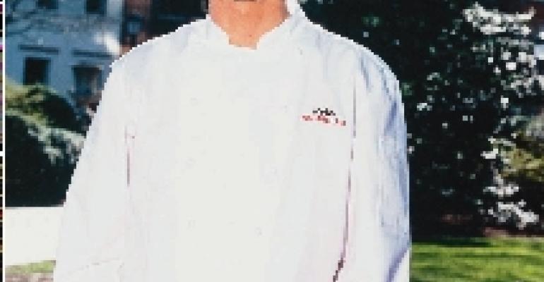 Peter Dunmire, Executive Chef, Rouge 99, Philadelphia, PA