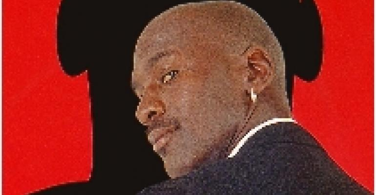 Michael Jordan, Owner/Partner, Michael Jordan's Restaurant, 160 Blue, Michael Jordan's the Steak House