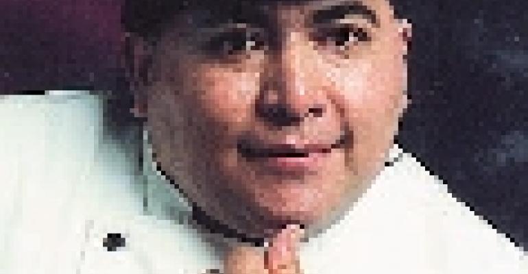 Geno Bahena, Executive Chef, Ixcapuzalco, Chicago, IL