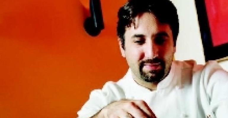 Marco Canora, Chef de Cuisine, Craft, NYC
