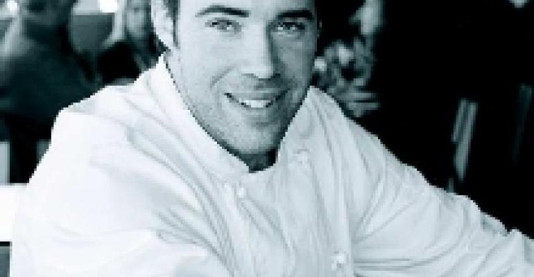 David Lentz, Chef, Opaline, Los Angeles, CA