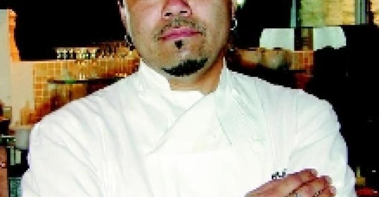 Katsuya Fukushima, Chef, Caf Atlantico, Washington, D.C.