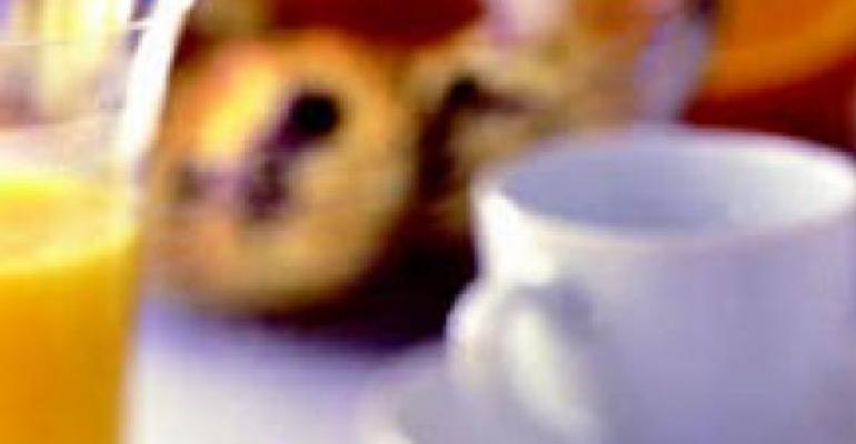 Blueberry Mini-Muffins