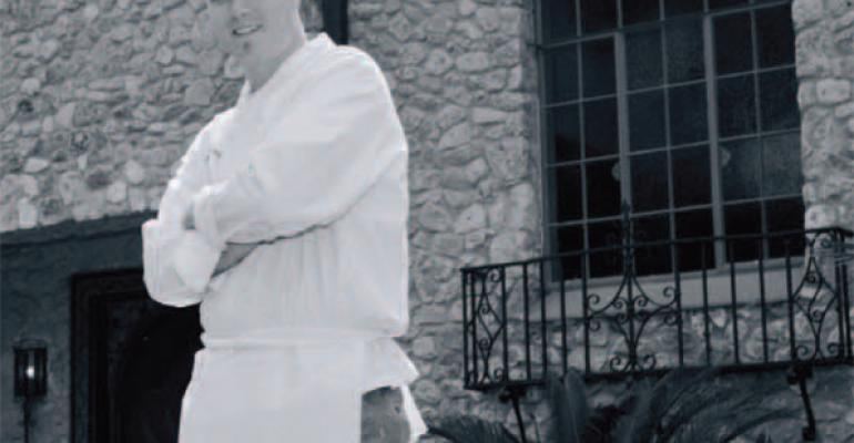 Jason Dady, Executive Chef/Owner, The Lodge Restaurant of Castle Hills, Castle Hills, TX