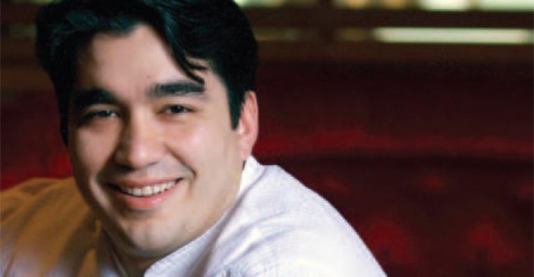 Jose Garces, Executive Chef/  Alma de Cuba, Executive Chef/El Vez, Philadelphia, PA