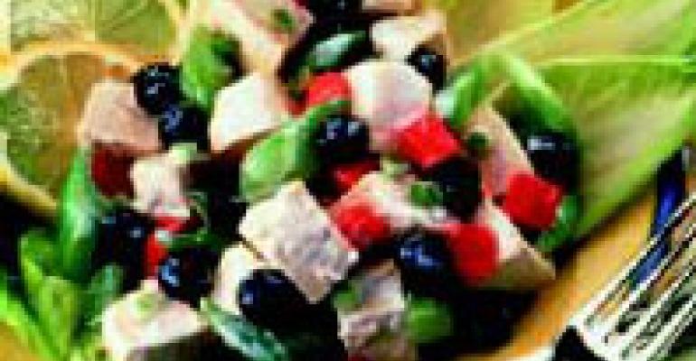 Blueberry Tarragon Salad Dressing