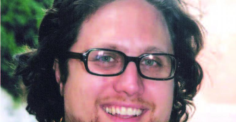Zak Pelaccio, Chef, 5 Ninth, NYC