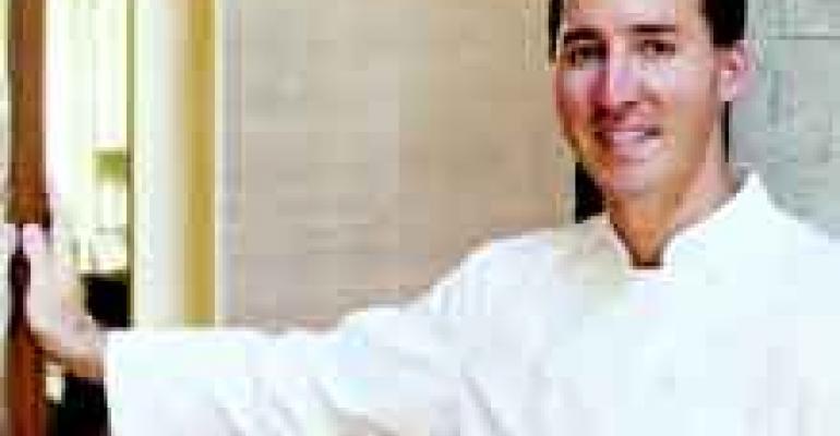 Eric Ziebold, Chef , CityZen, Washington, D.C.