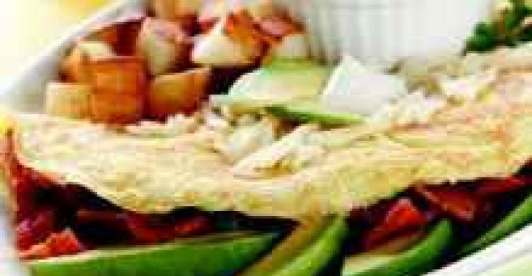 Bacado Omelet
