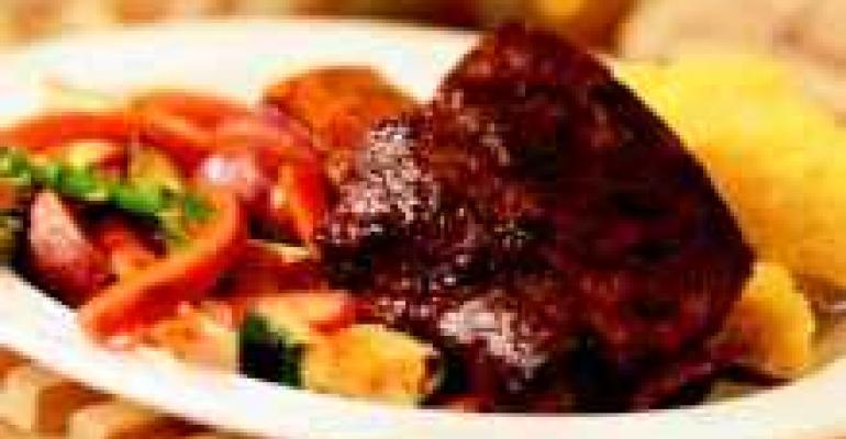 Tuscan Beef Ribs