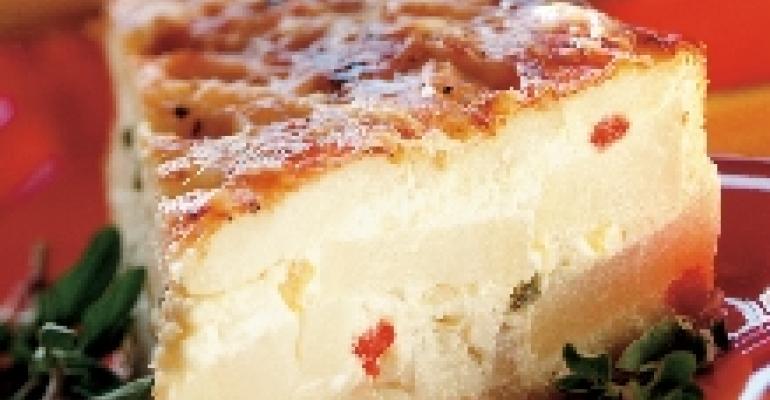Potato Torte Du Jour