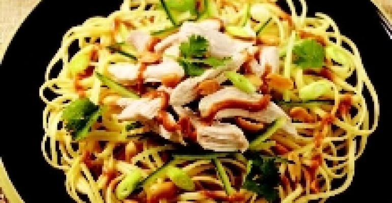 Bon Bon Chicken & Noodle Salad