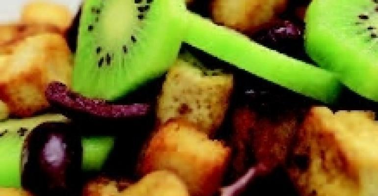 Kiwi Cafe Salad