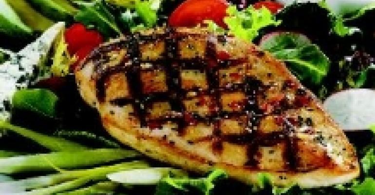 Smoked Chicken Bistro Salad