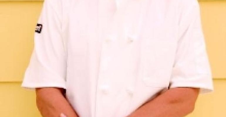 Jake Linzinmeir, Chef/Owner, Chair 8, Telluride, CO