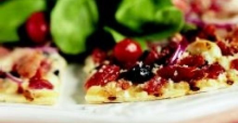 Italian Grilled BLTizza