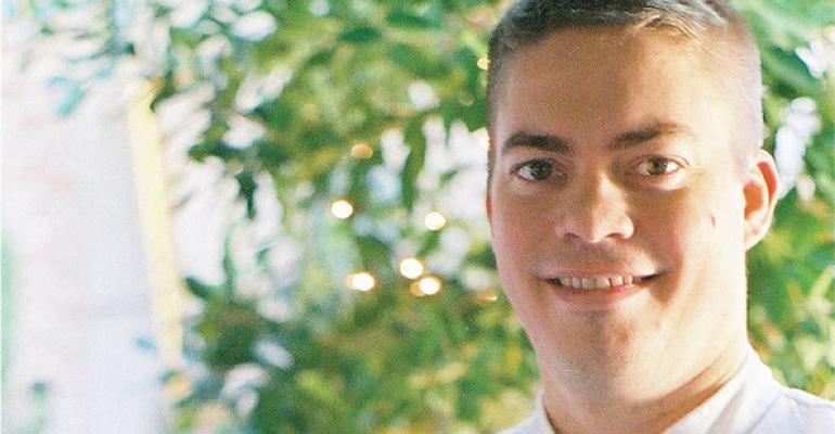Matt Carter, Chef/Proprietor, Zinc Bistro, Scottsdale, AZ