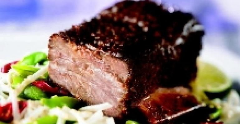 Sweet, Sour and Spicy Short Ribs