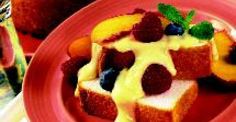 Dessert Line