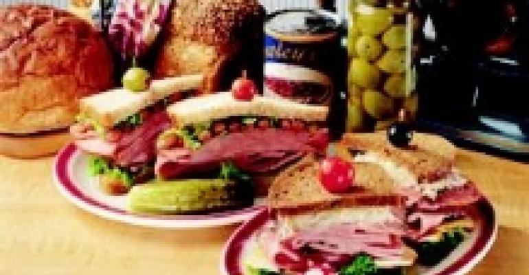 Sandwich Business