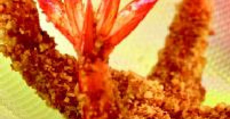 Roasted Pecan Wild American Shrimp