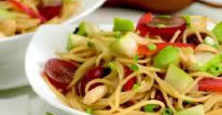 Tangy Thai Lime Salad
