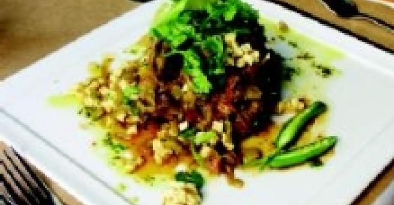 Costillas (Tomatillo-Jalapeo Braised Pork Ribs)