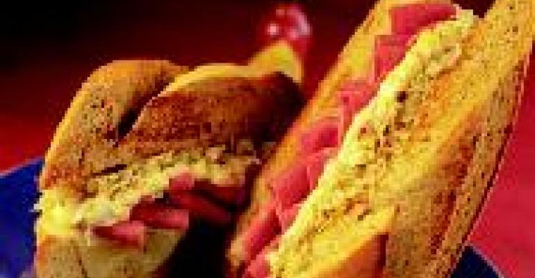 Cuban Reuben Sandwich