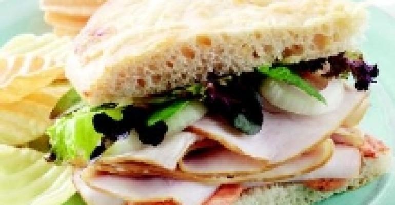 Sierra Turkey Sandwich