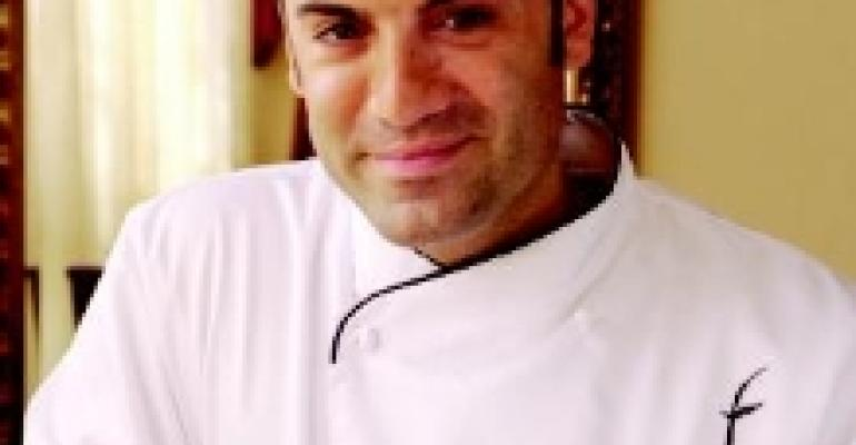 Ryan DePersio, Chef/Owner, Fascino, Montclair, NJ