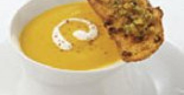 Harvest Butternut Squash Soup