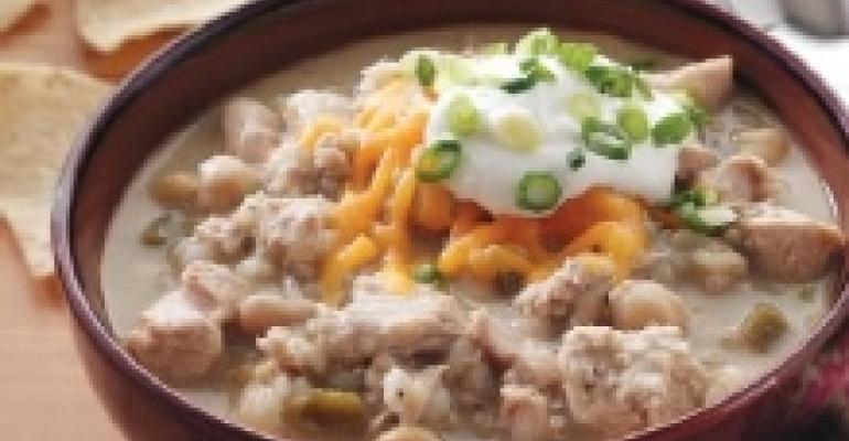 Via Cucinas White Turkey Chili