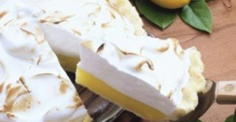 A Million Dollar Lemon Meringue Pie