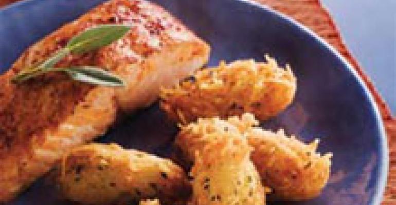 Basic Idaho Potato Tot Recipe with Variations