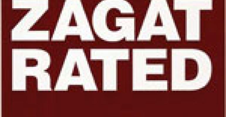 A NEW PRESCRIPTION FOR ZAGAT
