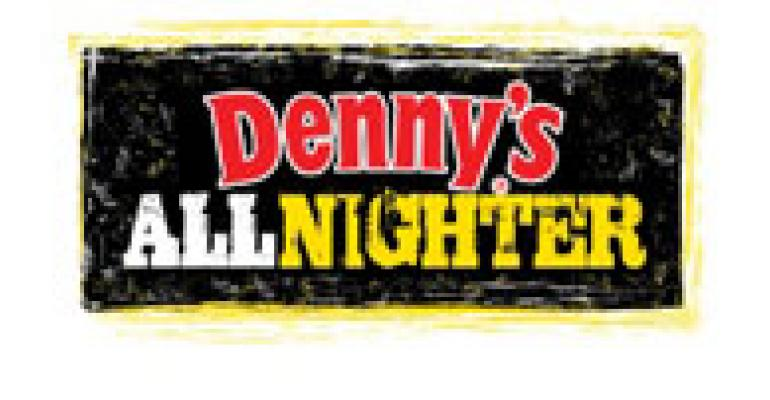 You're Kidding. The After-Party Is At Denny's?