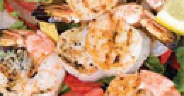 Del Mar Shrimp Salad